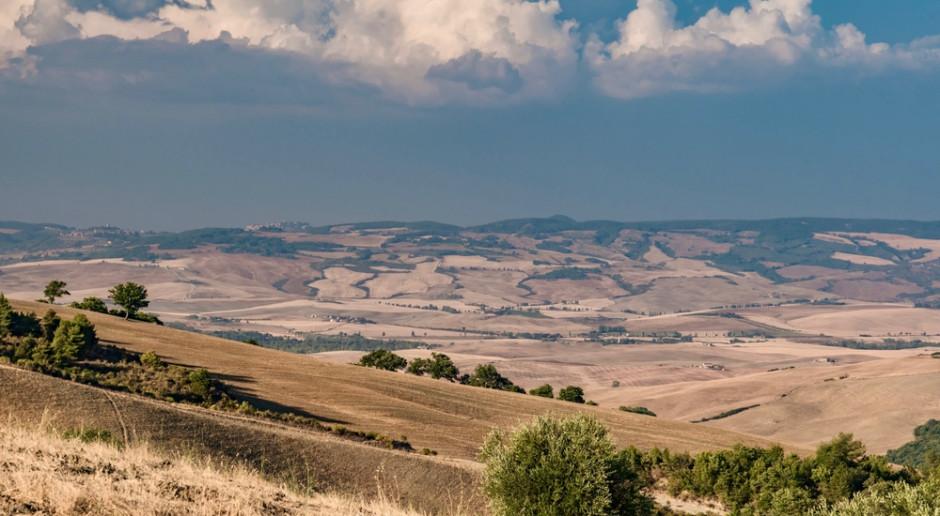 Włoskie żniwa: upały, susza i gwałtowne burze