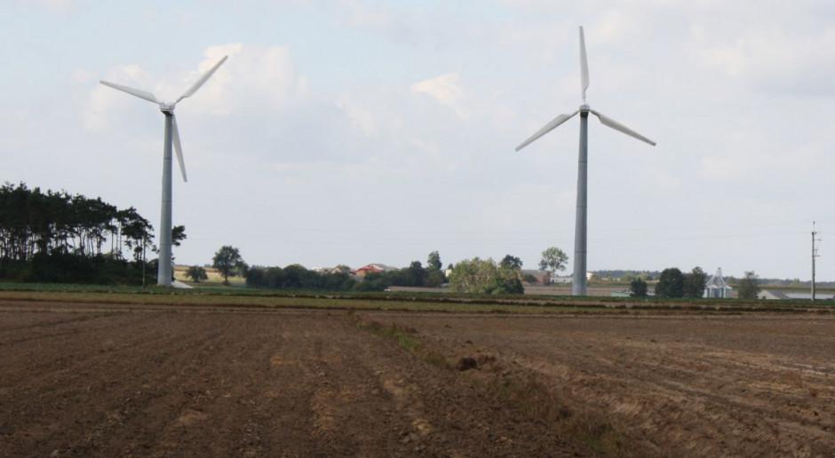 Rozpoczęła się budowa farmy wiatrowej w Białym Borze
