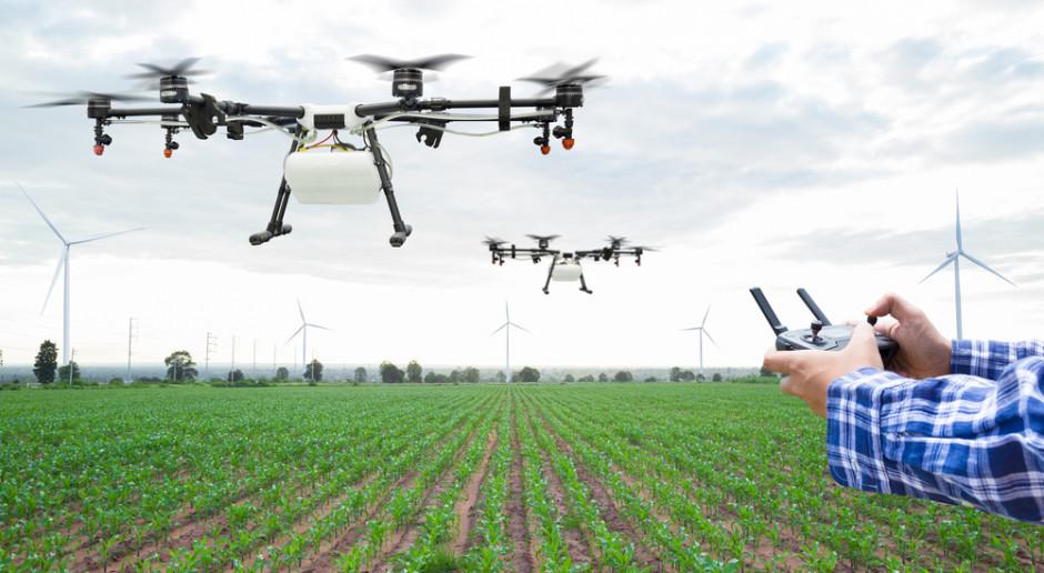 Skalska: Uprawy hydroponiczne, drony, inteligentne czujniki to przyszłość rolnictwa