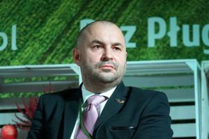 Rafał Mładanowicz - rolnik z woj. pomorskiego i zarazem prezes Krajowej Federacji Producentów Zbóż, od 5 lat uprawia konopie siewne z przeznaczeniem  na kwiat
