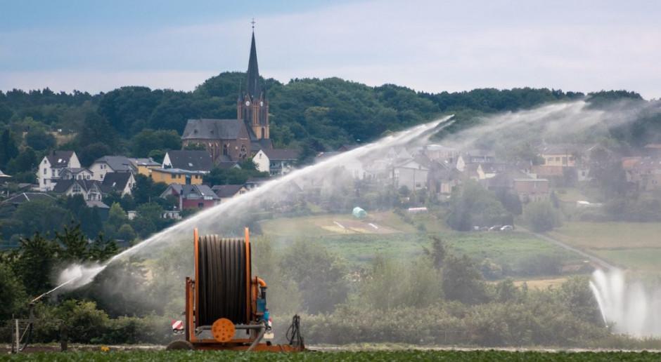 """Program """"Moja woda"""" nie dla rolników"""