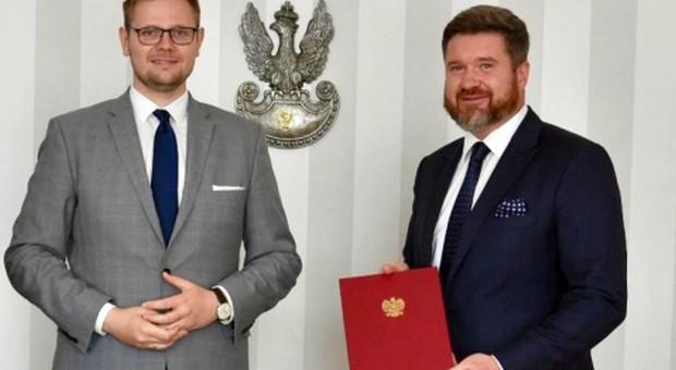 Ministerstwo Środowiska: Norbert Lenkiewicz został powołany na Głównego Geologa