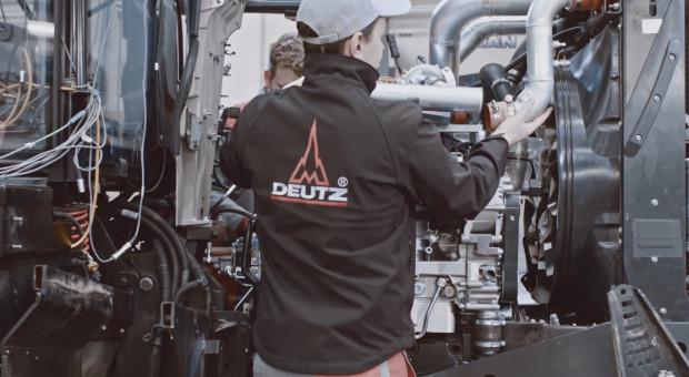 Producent silników Deutz AG z dużymi stratami