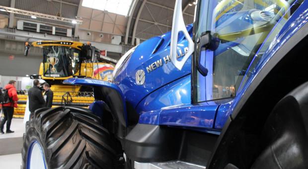 W Europie znaczny spadek sprzedaży ciągników i kombajnów