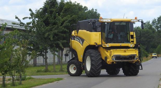 Za co rolnik może zostać ukarany mandatem na drodze?