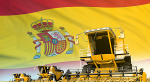 Rekordowe zbiory zbóż w Hiszpanii