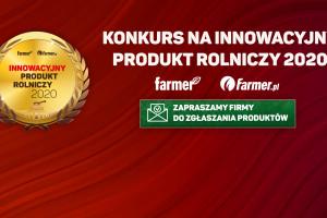 Zgłoś innowacyjne rozwiązanie w konkursie Farmera