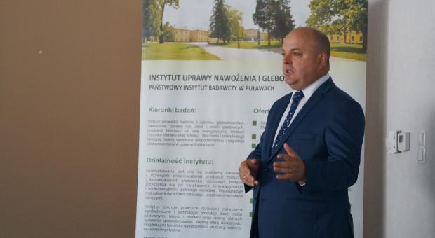 Prof. Matyka o współpracy z marką Unia i uproszczeniach w uprawie