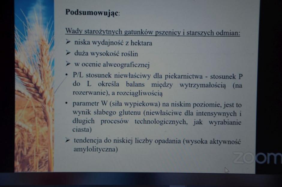 slajd z konferencji