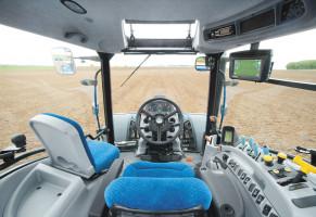 Kabina Horizon oferuje od lat komfort pracy na bardzo dobrym poziomie