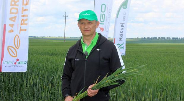 Rekomendacje i rozwiązania herbicydowe w zbożach od Innvigo