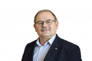 Prof. drhab. Tadeusz Michalski, prezes Polskiego Związku Producentów Kukurydzy; Fot. Katarzyna Szulc