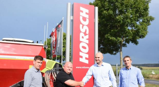 Nowi dealerzy Horsch'a w Polsce