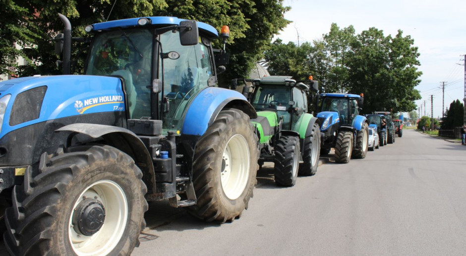 Najpierw rozmowy - potem traktory ruszą na drogi