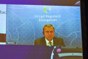 Rafał Gawin, prezes, Urząd Regulacji Energetyki