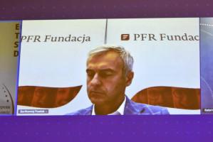 Bartłomiej Pawlak, wiceprezes zarządu Polski Fundusz Rozwoju SA