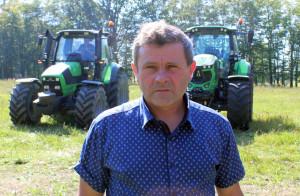 Janusz Terka, główny organizator i inicjator piotrkowskiego protestu