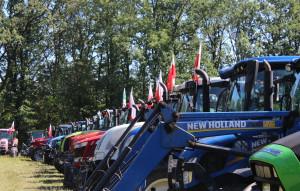 Rolnicy zapowiedzieli gotowość do