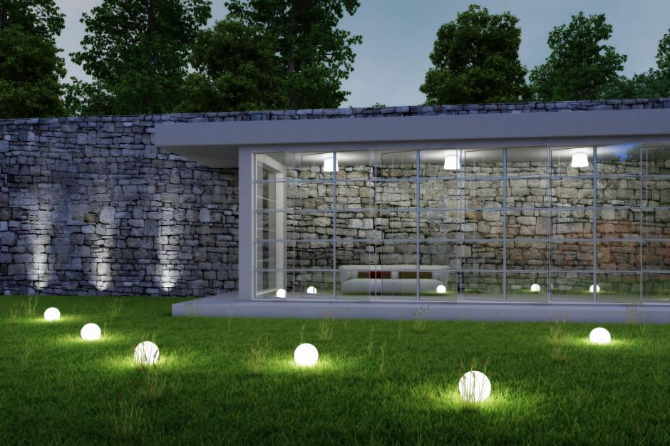 Dobrze zaprojektowana oranżeria ma niebagatelny wpływ na doświetlenie wnętrz, bilans energetyczny budynku i pozwala na efektywne wykorzystanie energii słonecznej. Jej konstrukcję warto oprzeć na wysokiej jakości aluminium. Foto. Hydro Extrusion Poland