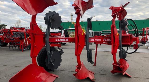 Unia organizuje wyprzedaż maszyn. Co i za ile można kupić?