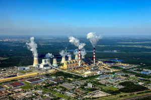 W Polsce spada udział węgla w wytwarzaniu prądu