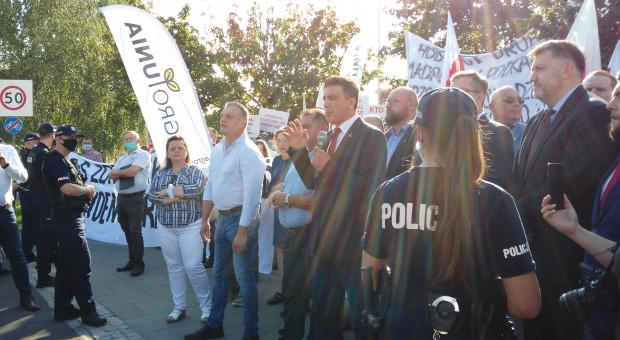 KZRKiOR: Protestujemy!