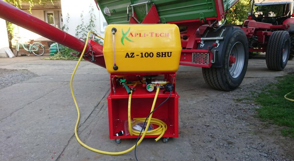 Test budżetowej zaprawiarki do nasion Apli-Tech AZ-100 SHU