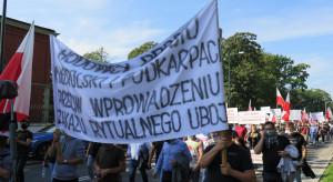 Rolnicy na ulicach Warszawy wzywali do rozmów prezesa PiS