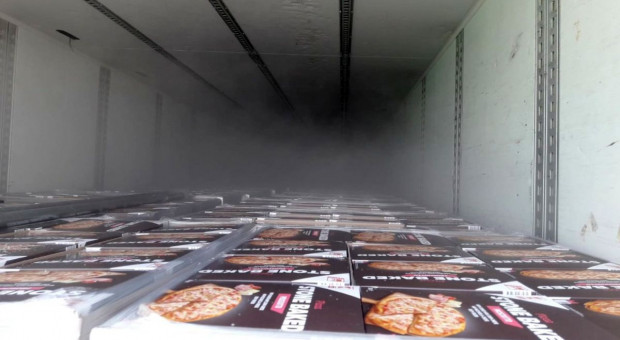 Transporty żywności z fałszywymi świadectwami