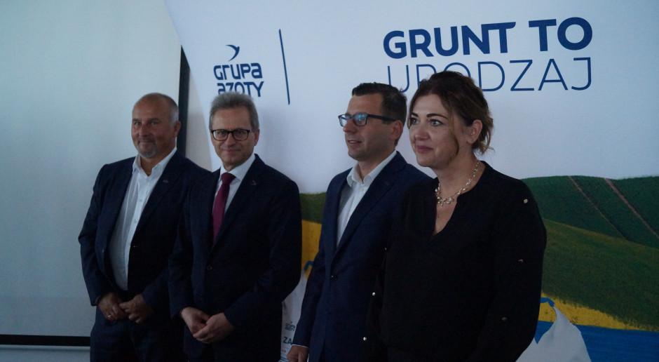 Grupa Azoty z nowym systemem komunikacji w segmencie Agro
