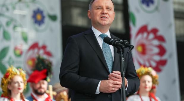 Prezydent: chcę żeby rolnik czuł, że może liczyć na polskie państwo