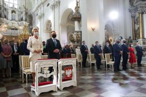 Prezydent: w tym roku szczególnie dziękujmy polskim rolnikom