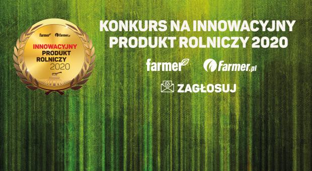Wybierz Innowacyjny Produkt Rolniczy 2020!