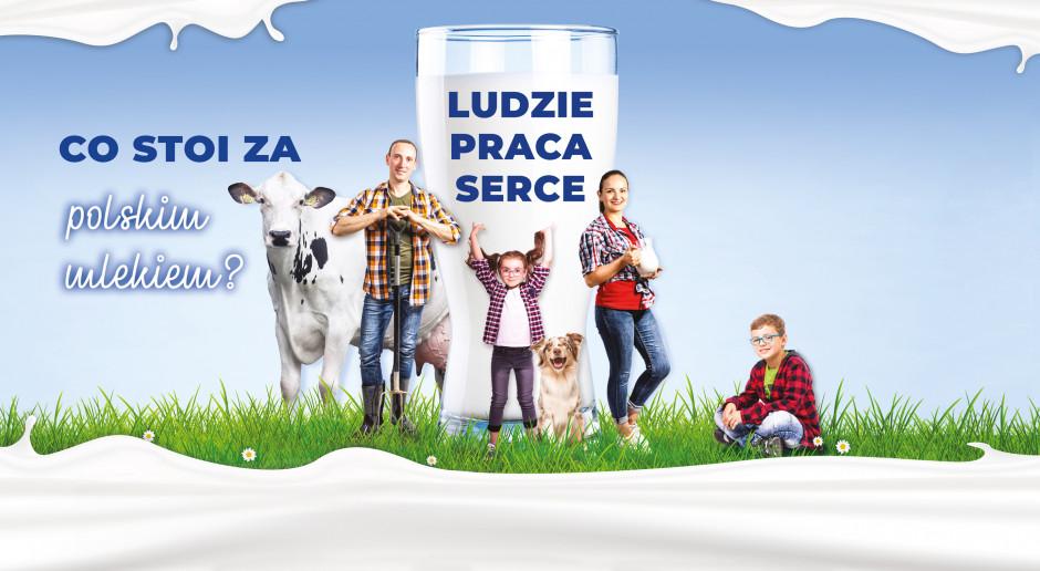 Co stoi za polskim mlekiem?  Na to pytanie odpowiada kampania #DziękujemyŻePijecieMleko