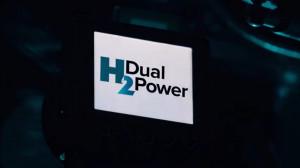 New Holland T5.140 H2 Dual Fuel, fot. YouTube/Jos Scholman