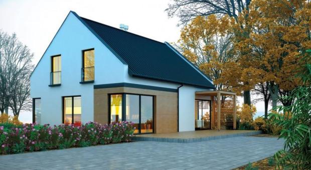 Polacy wolą małe domy jednorodzinne