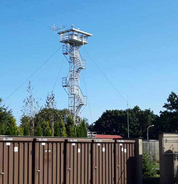 stacja meteo IUNG