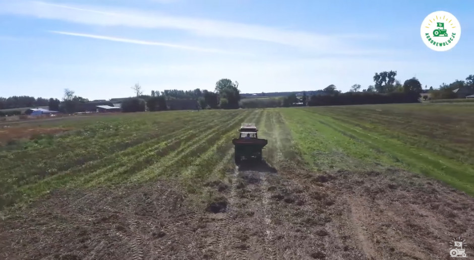 Prawdziwe Agrorewolucje zaczynają się... teraz!