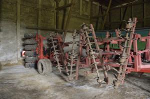 Jedną z głównym narzędziem do uprawy pożniwnej w gospodarstwie jest brona łopatkowa