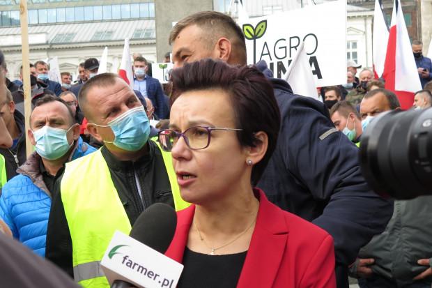 Maliszewska: Rolnicy znajdą się w tragicznej sytuacji