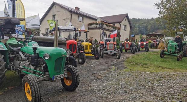Traktorami przez Bieszczady, czyli II Bieszczadzka Rajza