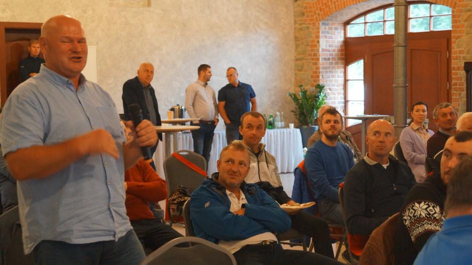 Dni soi i warsztaty polowe Agroyoumis w Tarnawie, MP.