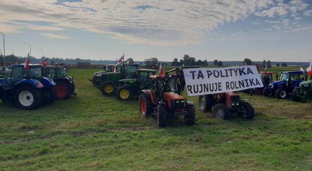 Mobilizacja rolników - to jeszcze nie koniec
