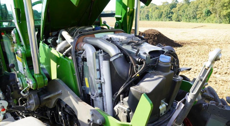 Traktory Fendt 200 Vario są wyposażone w 3-cylindrowe silniki AGCO Power z systemem DynamicPerformance