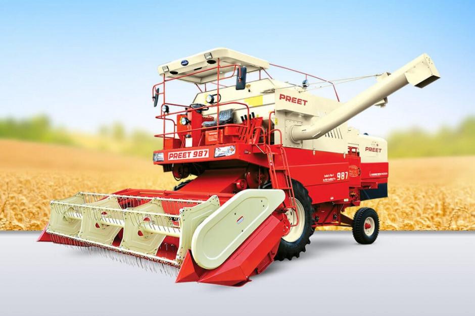 Indie to dla nas kraj egzotyczny także jeśli chodzi o rynek maszyn rolniczych, fot. mat. prasowe