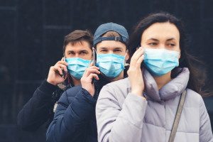 Pandemia na luzie