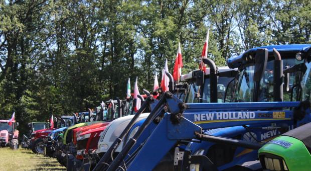 Dziś protest rolników pod Radomiem