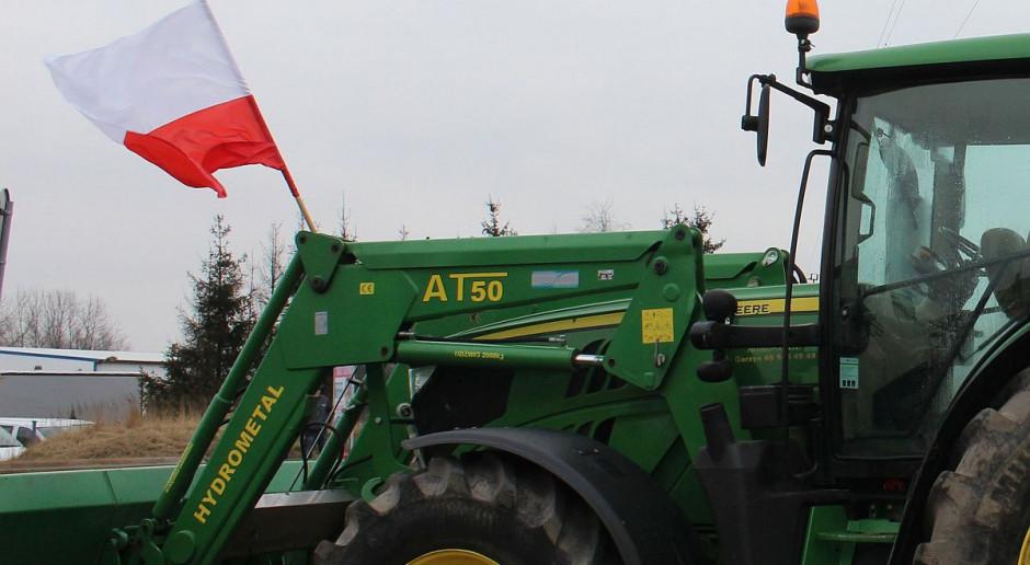 Opolscy rolnicy protestowali dziś przed siedzibą wojewody