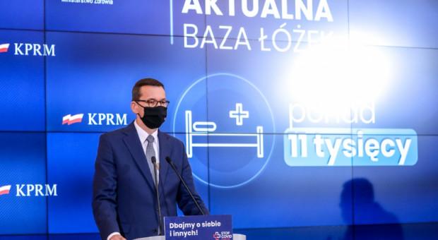 Premier: Zamknięcie gospodarki odbyłoby się ze szkodą dla życia ludzi, miejsc pracy