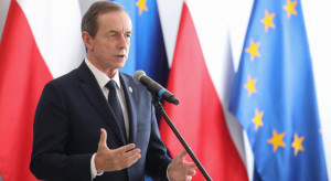 Grodzki: Najprawdopodobniej w maju w Senacie zostanie ratyfikowana ustawa ws. zasobów własnych UE